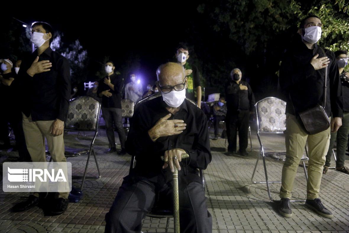 خبرنگاران تاسوعای مازندران در قُرُق سلامت