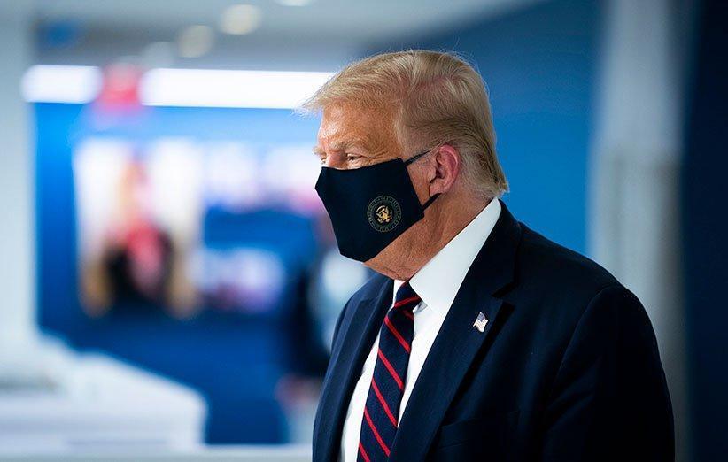 توییتر حساب کاربری افرادی که مرگ ترامپ را آرزو نمایند تعلیق می نماید