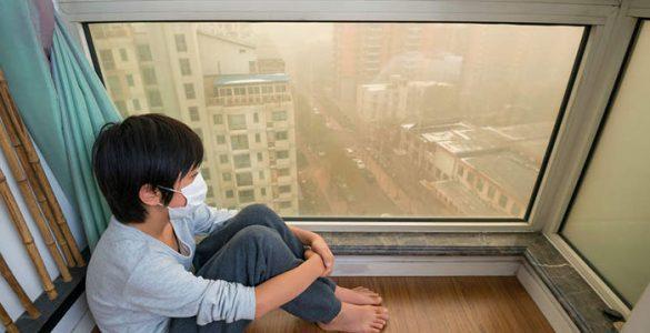 پاک سازی خانه از آلودگی هوا