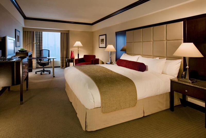 بهترین هتل های مرکز شهر مونترال