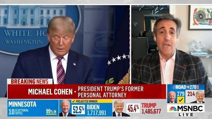 پیش بینی وکیل سابق ترامپ: رئیس جمهوری از کاخ سفید فرار می کند