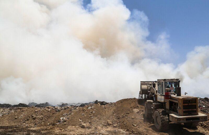 خبرنگاران بی توجهی به پسماند در بودجه سالانه شهرداری اهواز