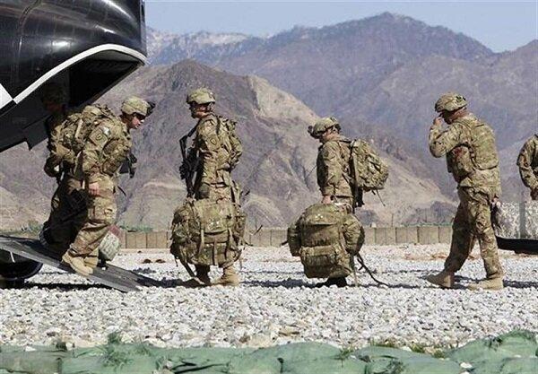 کاهش نظامیان آمریکایی در منطقه یک نمایش است