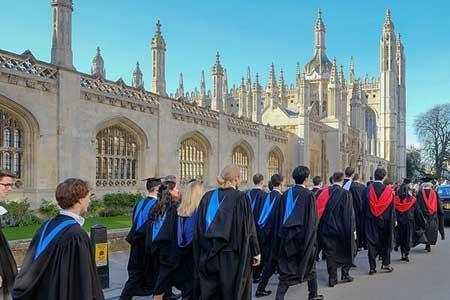 قرنطینه را ترک کنید، مدرک دانشگاه را دریافت نمی کنید