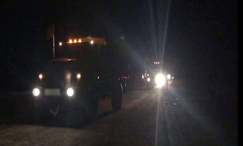 خبرنگاران ارتش جمهوری آذربایجان وارد شهرستان لاچین شد