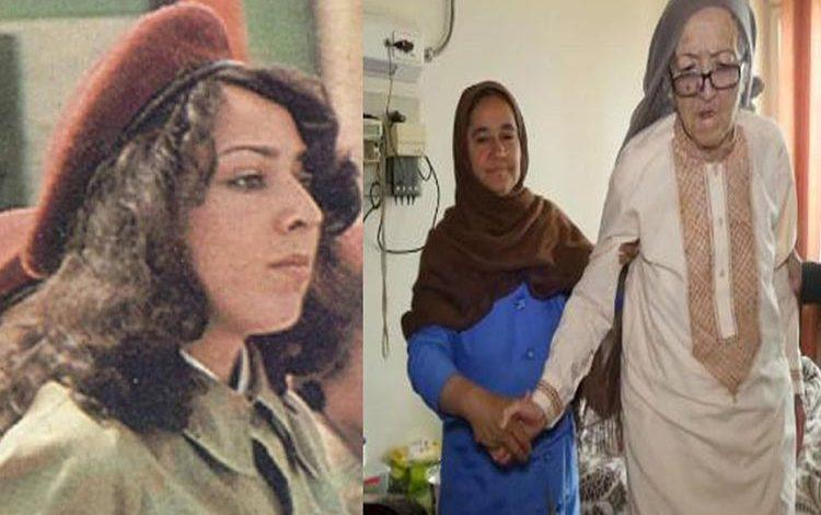 مرگ اولین ژنرال زن افغانستان