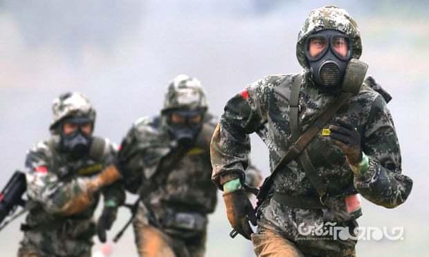 آزمایش های بیولوژیکی ارتش چین برای خلق ابرسربازهایی با توانمندی های فرا انسانی