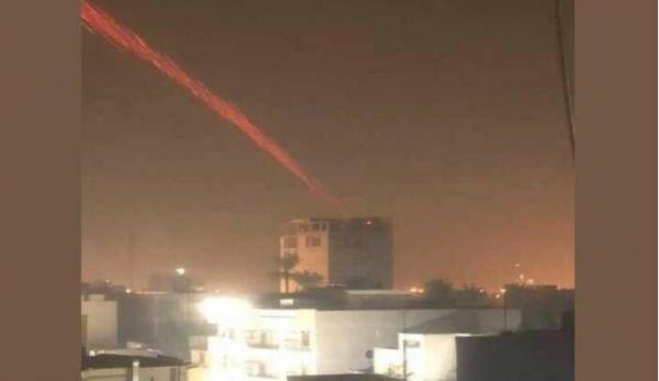 خبرنگاران ادعای سنتکام درباره حمله راکتی به سفارت آمریکا در بغداد