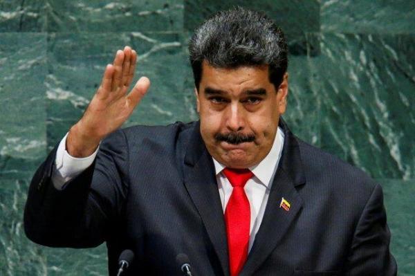 مادورو از انتها کار مجلس موسسان خبر داد