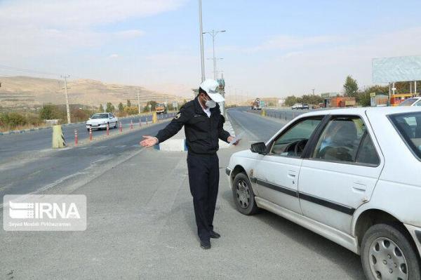 خبرنگاران رانندگان 221 دستگاه خودرو در جاده های خراسان رضوی جریمه شدند