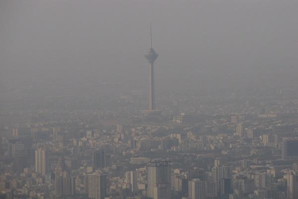 شرایط خطرناک هوای بعضی مناطق تهران ، استفاده از سوخت مازوت در نیروگاه ها، عامل اصلی این شرایط