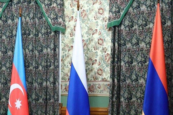 نشست سه جانبه نمایندگانی از مسکو، باکو و ایروان برگزار گردید