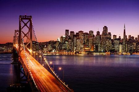 سان فرانسیسکو؛ شهری با طبیعت زیبا و معماری با شکوه، عکس