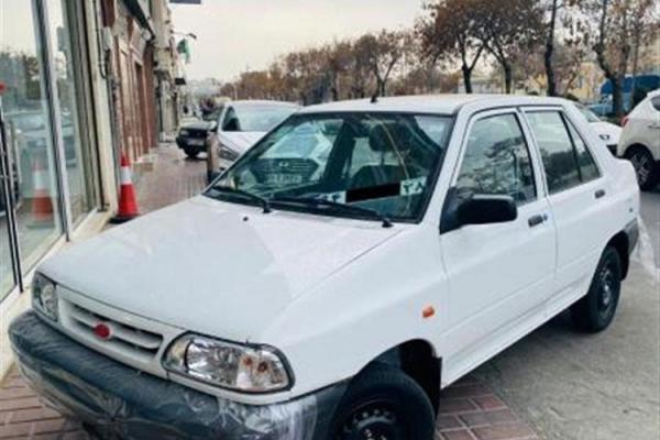 قیمت انواع خودرو های سایپا، پراید و تیبا 22 بهمن