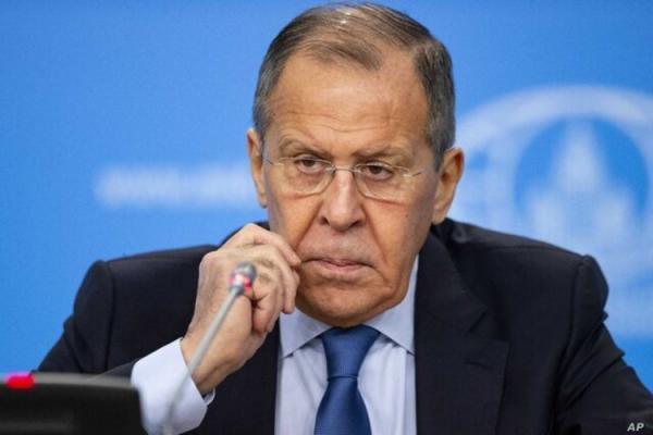 لاوروف: آمریکا چند دقیقه پیش از حمله به سوریه به ما اطلاع داد