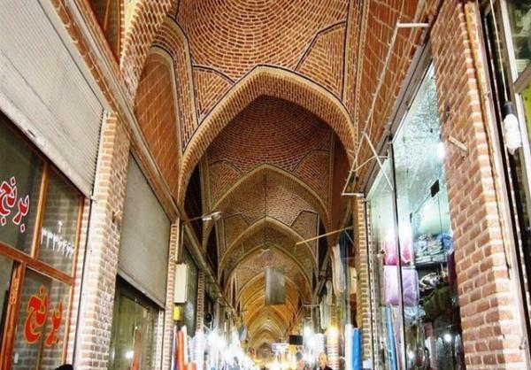 بازار تاریخی اردبیل با پنل های خورشیدی مجهز می گردد