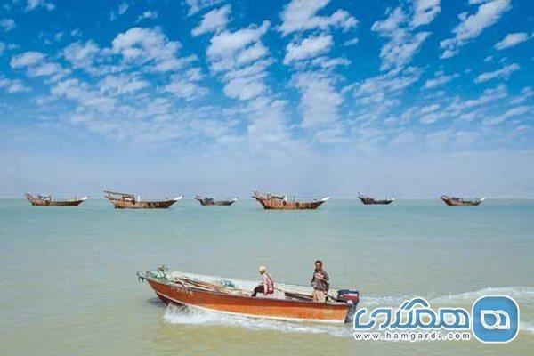 استان بوشهر بیشترین پتانسیل جهت توسعه گردشگری دریایی را دارد
