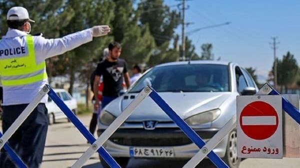 ممنوعیت ورود و تردد خودرو های غیر بومی در تفرش