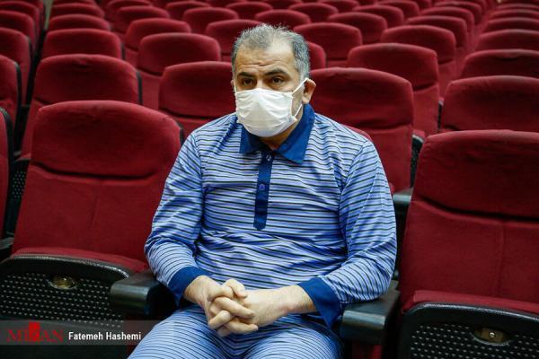 عکسی از یار غار بابک زنجانی در دادگاه، ارتباطات حسن رعیت با طبری و منصوری
