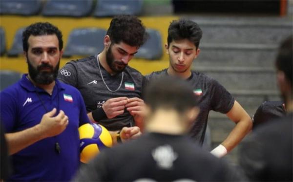 یک بازیکن از حضور در تیم ملی والیبال منع شد