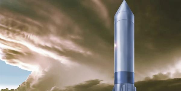 ارسال مهمات جنگی با موشک های فضایی