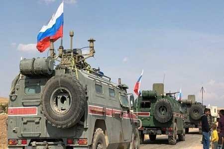 زخمی شدن نظامیان روس در سوریه بر اثر انفجار مین
