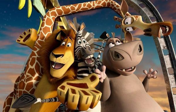 4 انیمیشن ماداگاسکار از بدترین تا بهترین