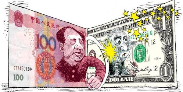 میلیاردر آمریکایی: یوآن زودتر از آن چیزی که فکر می کنید دلار را کنار می زند