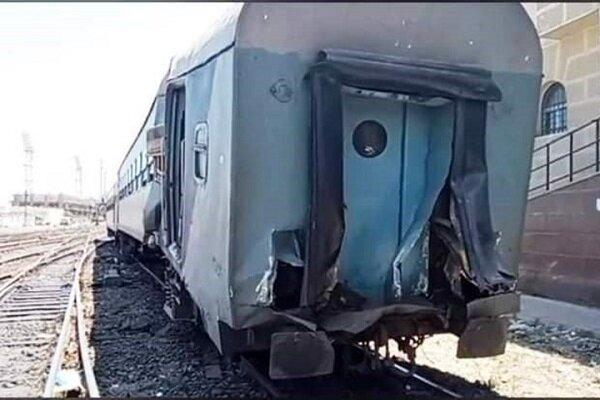 حادثه جدید برخورد قطار در مصر