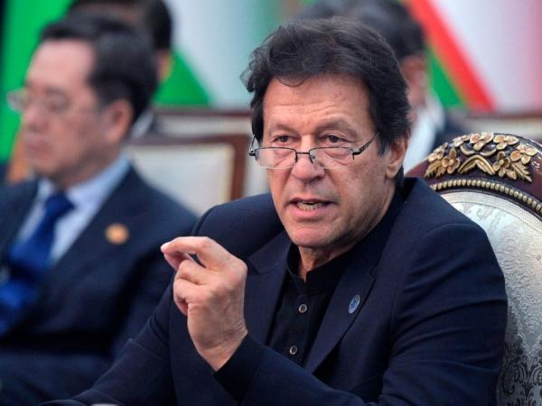 عمران خان: با فشار آمریکا روابط مان با چین را قطع نمی کنیم