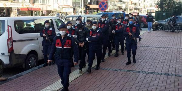 دستگیری 14 مظنون مرتبط با گروه تروریستی داعش در استانبول