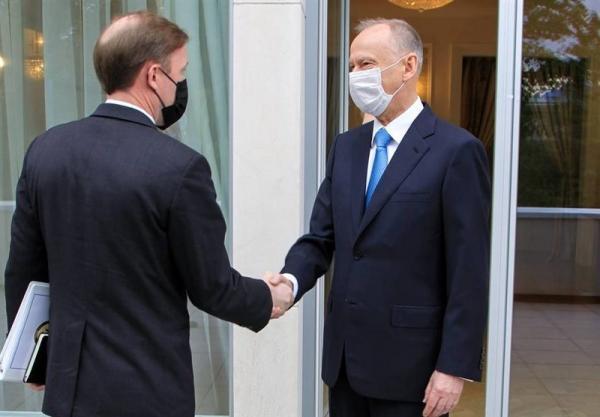 دیدار مقامات بلندپایه امنیت ملی روسیه و آمریکا در ژنو