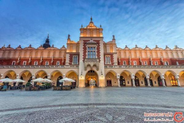 سفر به زیباترین شهر لهستان