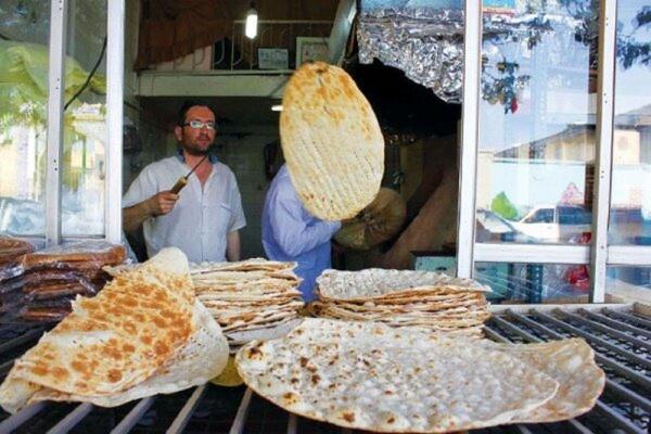 بعد از افزایش قیمت نان خرید آن تا 30% کاهش یافت