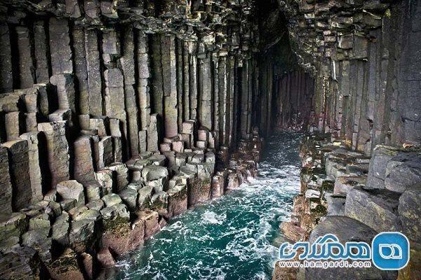 غار شگفت انگیز فینگال