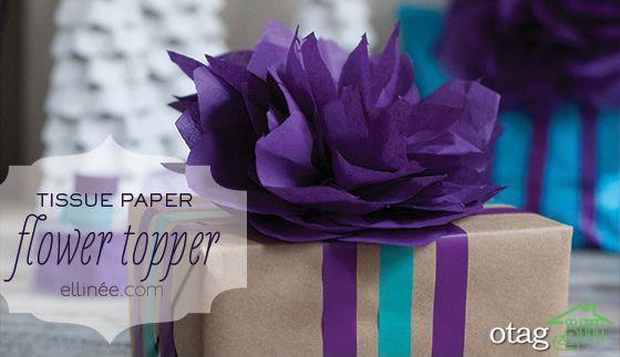 آموزش تصویری ساخت گل کاغذی ، 10 مدل بسیار زیبا