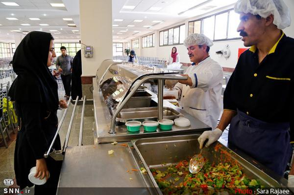 قیمت غذای دانشجویی دانشگاه فنی و حرفه ای تعیین شد
