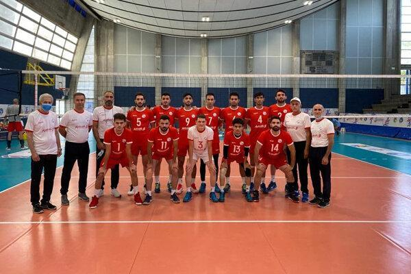 تور فرانسه: شکست تیم ملی والیبال ناشنوایان ایران مقابل فرانسه